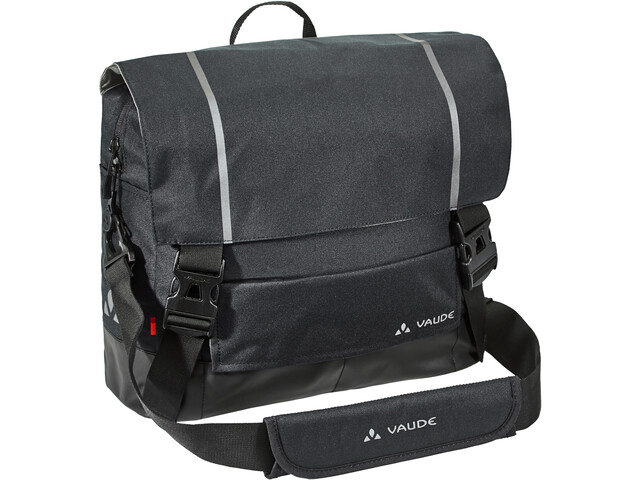 VAUDE Cyclist Messenger Bag M, black